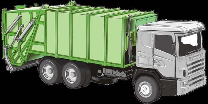 Pojazd komunalny - ilustracja artykułu