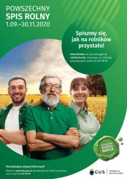 PSR2020 - plakat informacyjny
