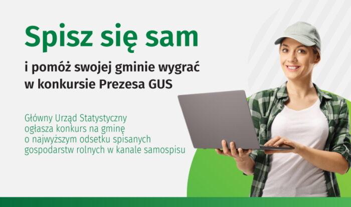 Plakat - Konkurs Prezesa GUS_min
